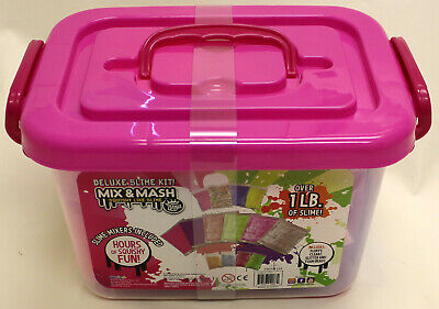 AU26.10 • Buy WeCool Deluxe Slime Kit 1 Pound Squishy Like Slime Glitter And Foam Beads