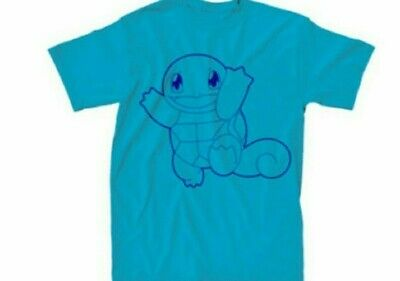 $13.99 • Buy Pokemon New Squirtle Graphic Licensed T-Shirt