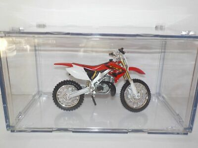 £9.99 • Buy Display Case, 1/18. Ideal For Quality Motorbike Models.