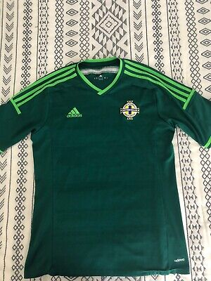 $30 • Buy NORTHERN IRELAND NATIONAL SOCCER TEAM JERSEY ADIDAS Size M Used.
