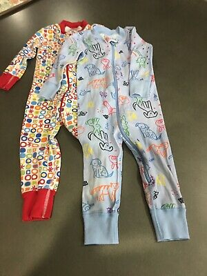 $10 • Buy Hanna Andersson Pajamas 80 18-24 Months