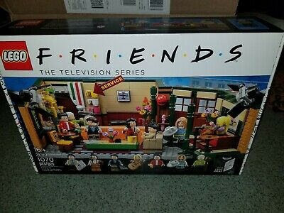 $69 • Buy Lego Friends Central Perk Cafe Ideas Set 21319 New Sealed IN HAND US Fast Ship