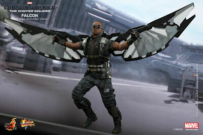 $340 • Buy Hot Toys MMS245 - The Falcon - 1/6 Figure Captain America: Winter Soldier