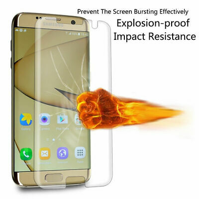 $ CDN4.54 • Buy Glass Screen Protector For Samsung Galaxy S7 Edge - 100% Genuine Tempered
