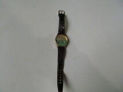 $ CDN39.59 • Buy Vintage Golf Watch Mystery Dial Ball 'floats' Around Dial - Needs Battery