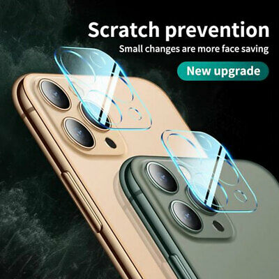 9H Camera Lens Protector Cover For IPhone 11 Pro MAX 11 Film Real Tempered Glass • 1.48£