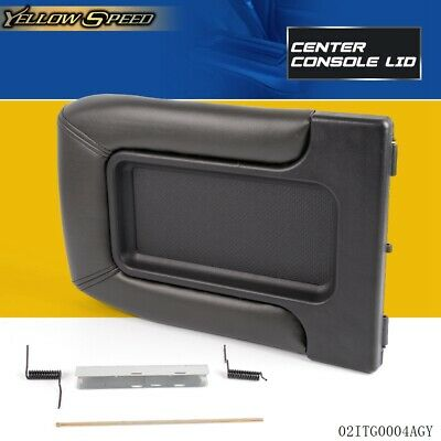 $18.29 • Buy Center Console For 99-07 Chevy Silverado OEM GM Part Lid Arm Rest Latch 19127364