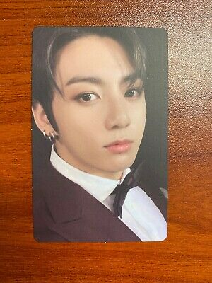 $25 • Buy JUNGKOOK Official Photocard BTS Map Of The Soul 7 VERSION 03