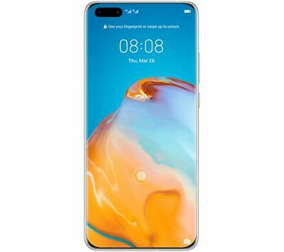 HUAWEI P40 Pro - 256 GB Android Mobile Smart Phone Black - Currys • 899.99£