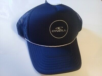 $18.99 • Buy Navy Blue O'Neill Trucker Hat Snapback New