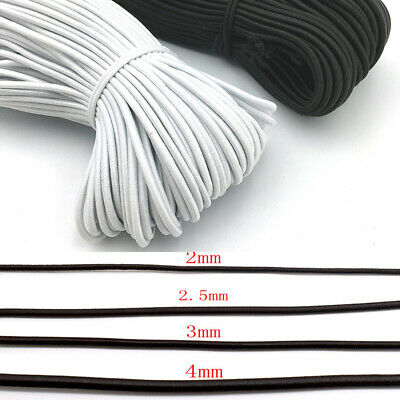 $ CDN3.59 • Buy 5 M Strong Elastic Cord Rope Stretch String DIY Jewelry Making Clothing Sewing