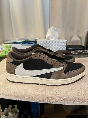 $500 • Buy Air Jordan 1 Travis Scott Low Size 12