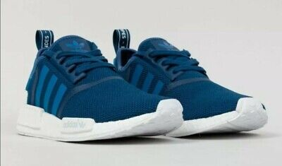 AU400 • Buy NEW Adidas NMD R1 S31502 Mens Trainers Blue US9. 5  Limited Edition
