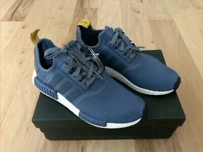 AU249.99 • Buy NEW Adidas NMD R1 S31514 Mens Blue US9 UK8.5 Limited Edition