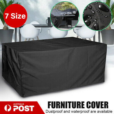 AU25.89 • Buy NEW Waterproof Outdoor Furniture Cover Garden Patio Rain Snow UV Table Protector