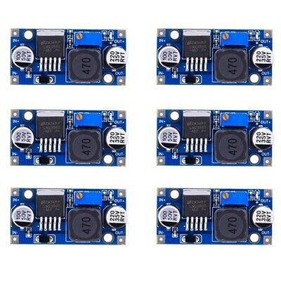 AU15.65 • Buy 6 Pack LM2596 DC To DC Buck Converter 3.0-40V To 1.5-35V Power Supply Step DO8A3