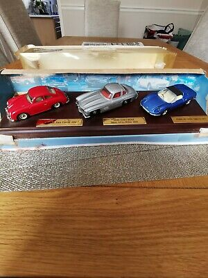 £20 • Buy THE DINKY COLLECTION - Classic Sports Cars Series 1. Model No. DY-902