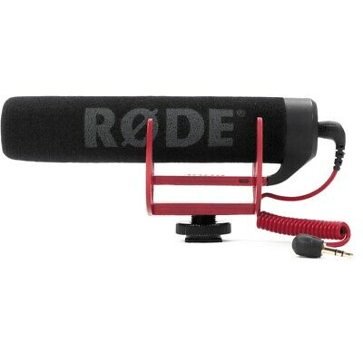 Rode VideoMic Go Light-weight On-Camera Microphone VMG (US Authorized Dealer) • 70.84£