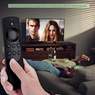 AU4.99 • Buy Fire*Stick ALEXA Voice Remote Newest 2ND Generation 2018StickCaseCover, Blac HC