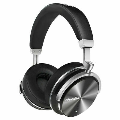 AU29.88 • Buy Bluedio T4 Bluetooth4.2 Headphones Noise Cancelling Wireless Stereo Headsets