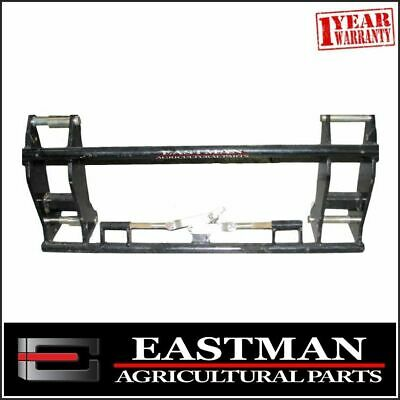 AU797 • Buy Euro Bracket Quick Hitch Carrier Frame Head Stock - Tractor Loader