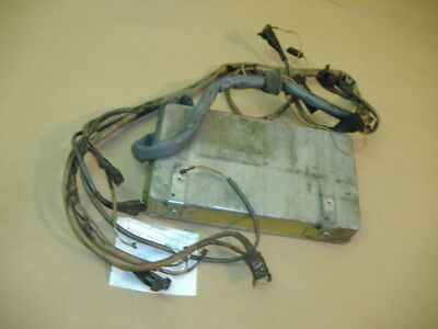 $125 • Buy VW Type 3 Ecu And Wire Harness Engine Computer 1973 Yr 0280000028  311906021E
