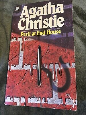 Peril At End House By Agatha Christie 1984 Good Clean Paperback • 6.99£