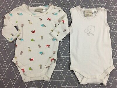 AU9.95 • Buy Marquise Baby Bodysuits 0-3 Months 000