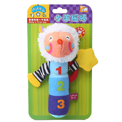 Children Music Light Rattle Teether  Rhythm Stick Baby Early Educational Toys 8C • 4.70£