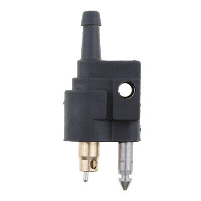 AU10.63 • Buy Fuel Hose Line Tank Connector Joint For Yamaha Mercury Outboard Engine Black