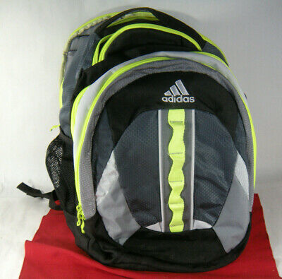 $10 • Buy ADIDAS Unisex Backpack School College Laptop Bag Load Spring Black
