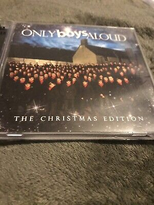£3 • Buy Only Boys Aloud [The Christmas Edition] By Only Boys Aloud (CD, Dec-2012, 2...