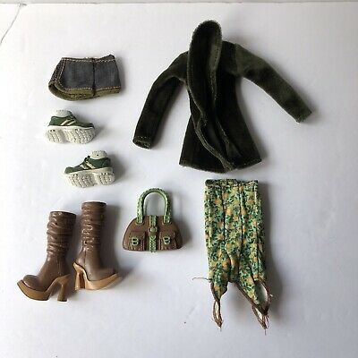$14 • Buy My Scene Madison Barbie Doll Clothes Shoes & Accessories Lot 2003