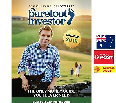 AU34.99 • Buy The Barefoot Investor Personal Finance Bestseller 2019 Update Free Shipping
