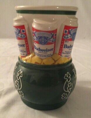 $ CDN26.65 • Buy Budweiser St. Patrick's Day 1994 Luck 'o The Irish Stein No COA No Box