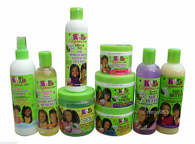 £6.98 • Buy KIDS ORGANICS AFRICA'S BEST AFRO HAIR CARE PRODUCTS OLIVE OIL Full Range