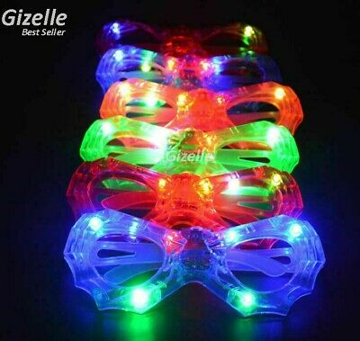 New Led Glasses, Spider Shape Light Up, Glowing,party And Club Glasses For Child • 2.49£