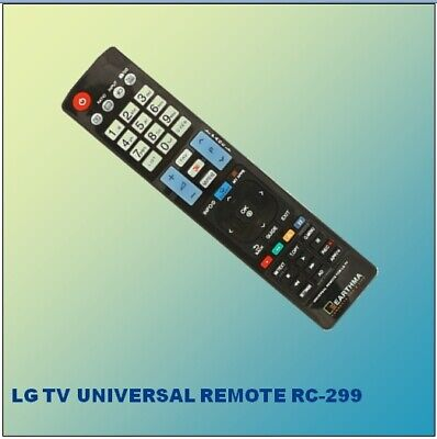 £6.49 • Buy  LG TV Smart 3D LED LCD HDTV TV Direct Replacement Remote Control