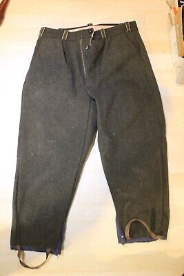 Uniform Military Thick Pants Collector's Item From 1-2WK? Equipment Mint Decor • 44.84£