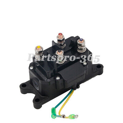 $26.39 • Buy Relay Switch ATV Winch Contactor Solenoid For Warn 2875714 63070 62135 74900 12V