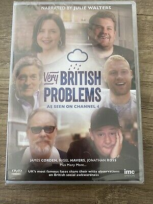 £2.49 • Buy Very British Problems Series 1 - As Seen On Channel 4 NEW SEALED DVD