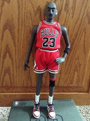 $325 • Buy $ New Michael Jordan Enterbay X Eric So Limited Edition Away 1/16 Nba 16eno1