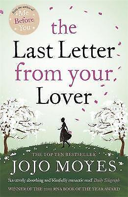 AU10 • Buy The Last Letter From Your Lover By Jojo Moyes