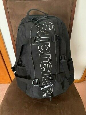 $ CDN298 • Buy Supreme Backpack (FW18) Black - Pre-Owned