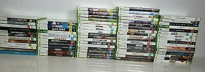 AU44.88 • Buy Xbox 360 Microsoft Games *Free Postage* Select From Drop Down Box