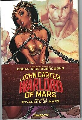 $14.99 • Buy JOHN CARTER WARLORD OF MARS Vol 1 TP TPB $19.99srp Dejah Thoris Campbell NEW