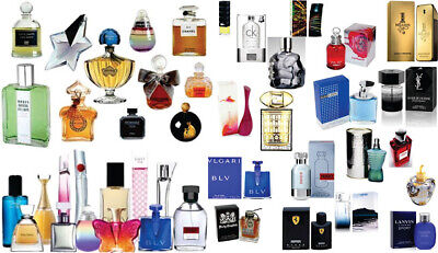 AU15 • Buy Women's Miniature Brand Perfumes ***all New No Box**** Clearance