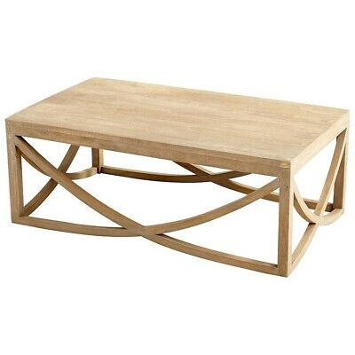 $1262.50 • Buy Cyan Design Lancet Arch Coffee Table, Light French Grey - 7018
