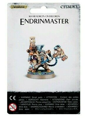 AU32.10 • Buy Endrinmaster Kharadron Overlords Warhammer Age Of Sigmar NEW