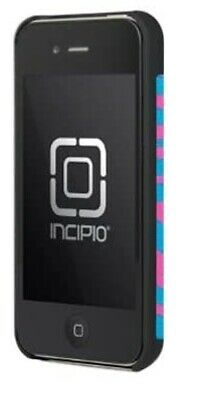 £7.28 • Buy IPhone 4/4s Incipio Canvas Feather Case - Tiger Blue - Brand New